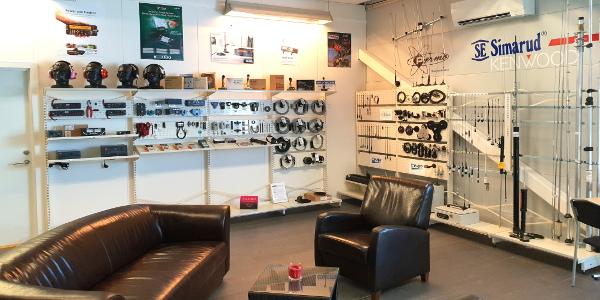 bdf476bf ... nettbutikk og hentes her hos oss. Besøker du oss, kan du finne dine  produkter i vårt Showroom og varene kan du få med deg samtidig - en enkel  handel.