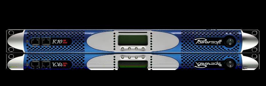 Powersoft K10 Förstärkare med DSP+AESOP