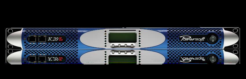 Powersoft K20 Förstärkare med DSP+AESOP