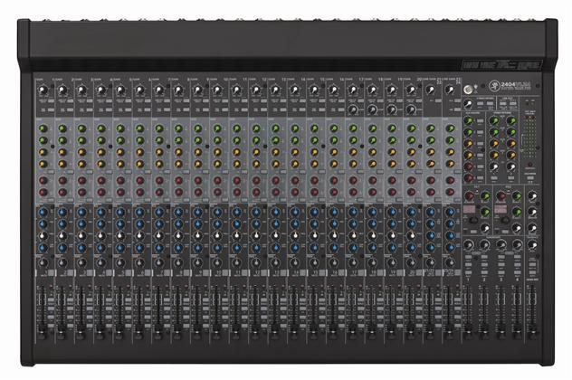 Mackie 24-channel 4-bus FX Mixer with USB