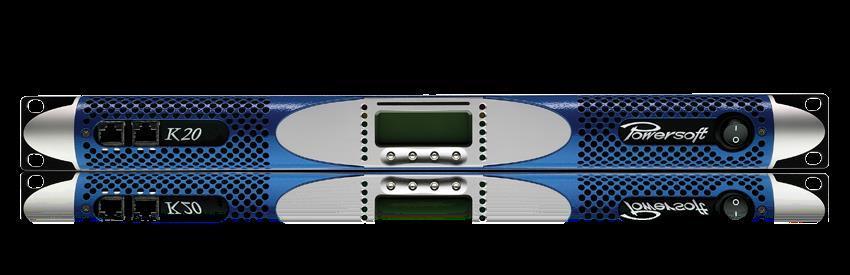 Powersoft K20 Förstärkare