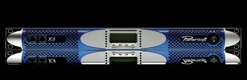 Powersoft K6 Förstärkare