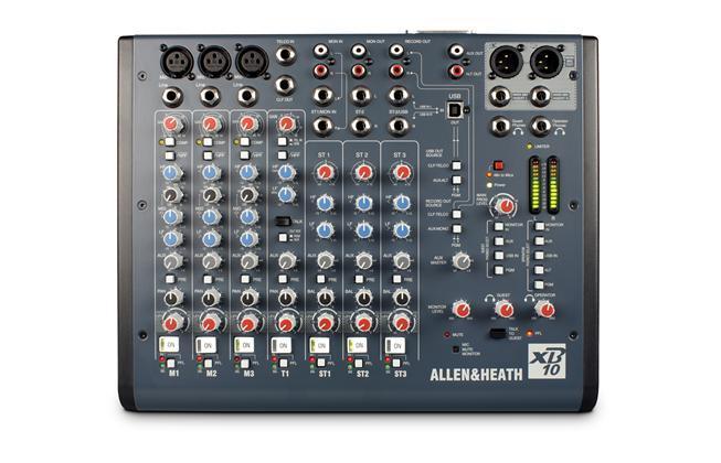 A&H XB10 Broadcast Mixer
