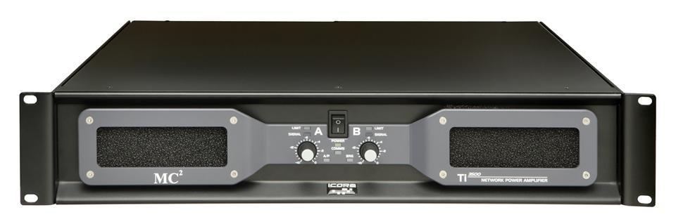 1850W Channel stereo amp