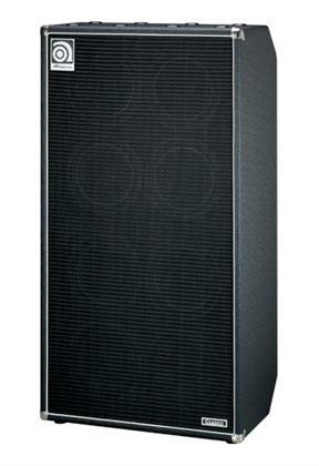 Ampeg SVT810E Bass Cabinet Classic black 8x10