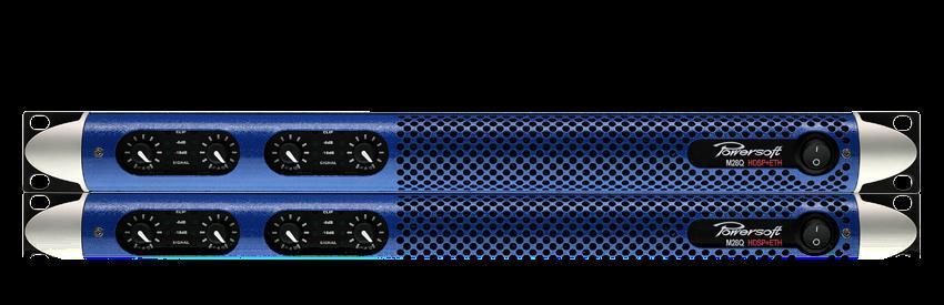 Powersoft M28Q HDSP+ETH Förstärkare