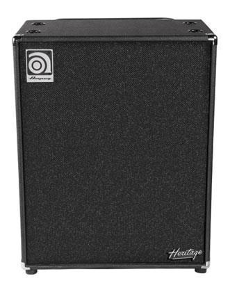 Ampeg Heritage SVT410HLF Bass Cabinet Classic black