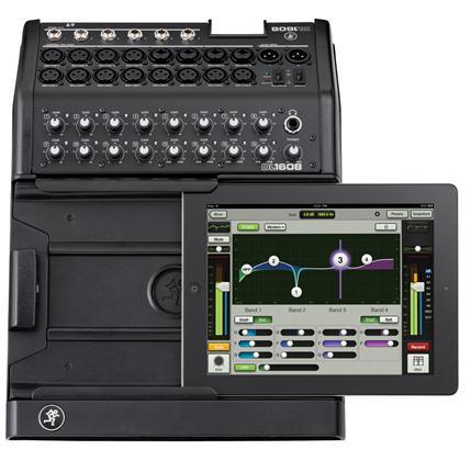 Mackie DL1608Lightning Digital Mixer