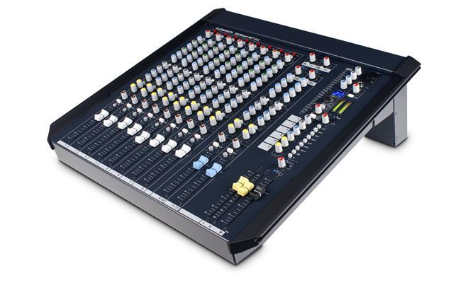 A&H WZ412:2 12 into 2 Live Mixer With Built In Effects