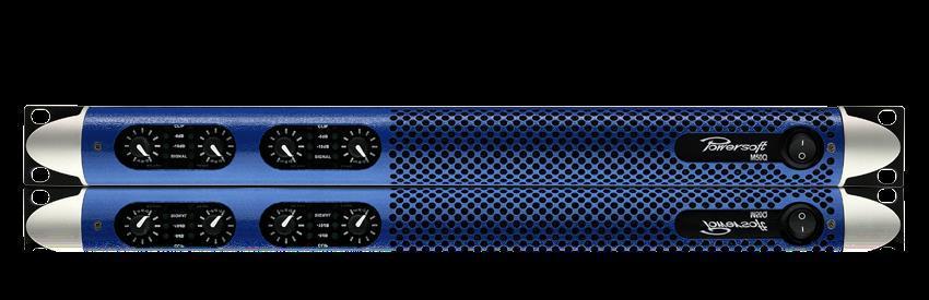 Powersoft M50Q Förstärkare