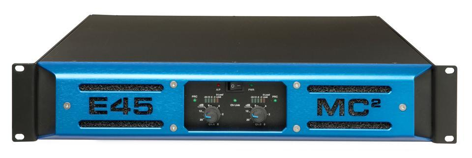 2500W channel stereo amp