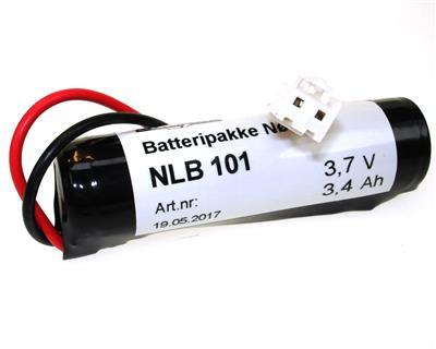 NLB 101 (3,7V3,2Ah-Plugg 13)