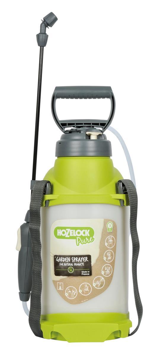 Hozelock Pure 7 liter trykksprøyte