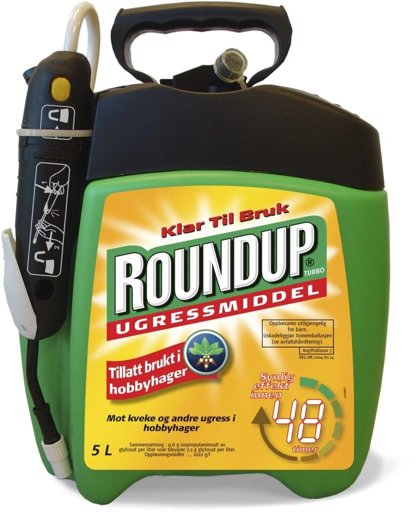 Roundup Turbo 5 liter