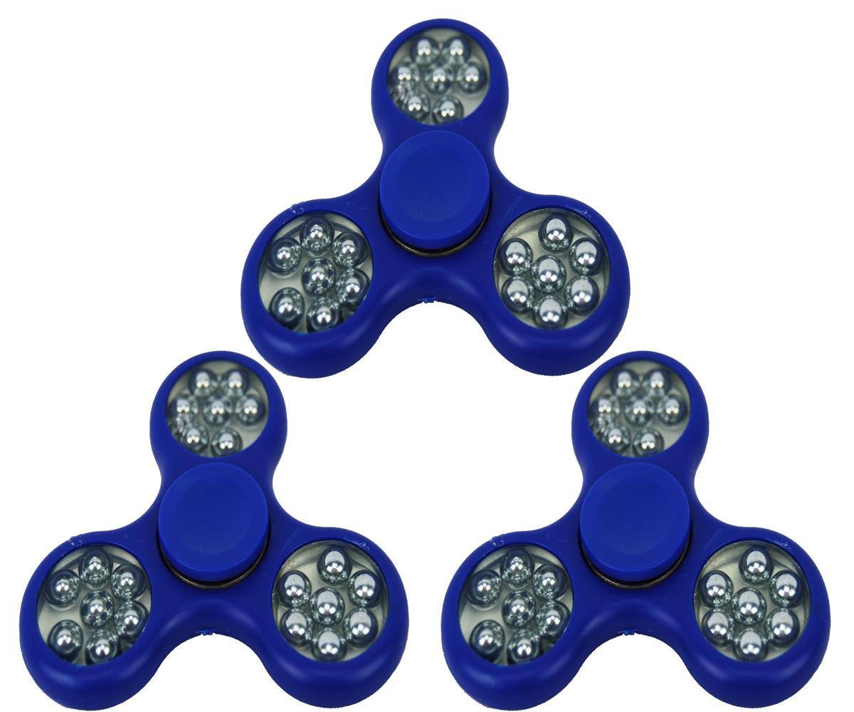 HåndSpinner 3 stk. Blå