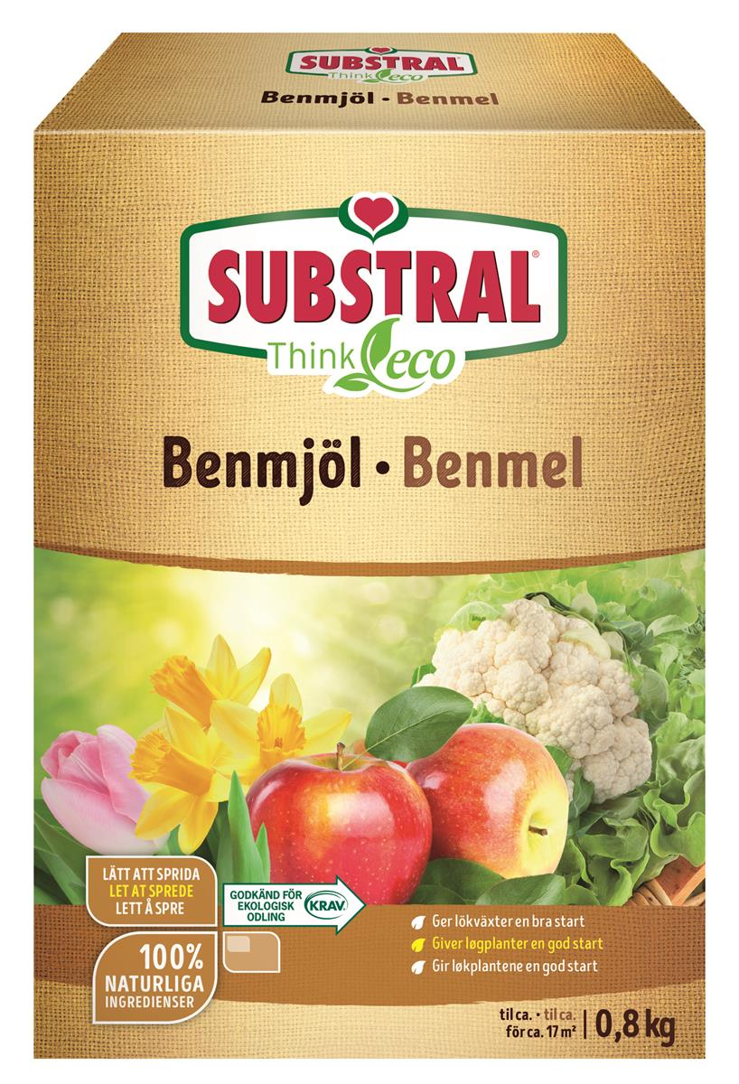 Substral Think eco Benmel 800g