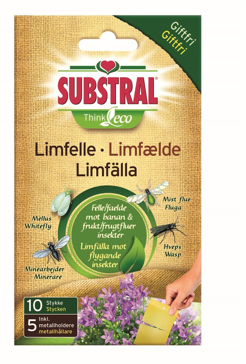 Substral Think Eco Limfelle (Gul)