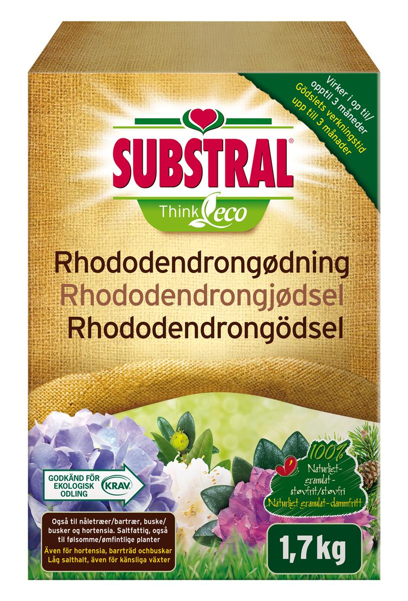 Substral Think Eco rhododendron gjødsel 1,7kg