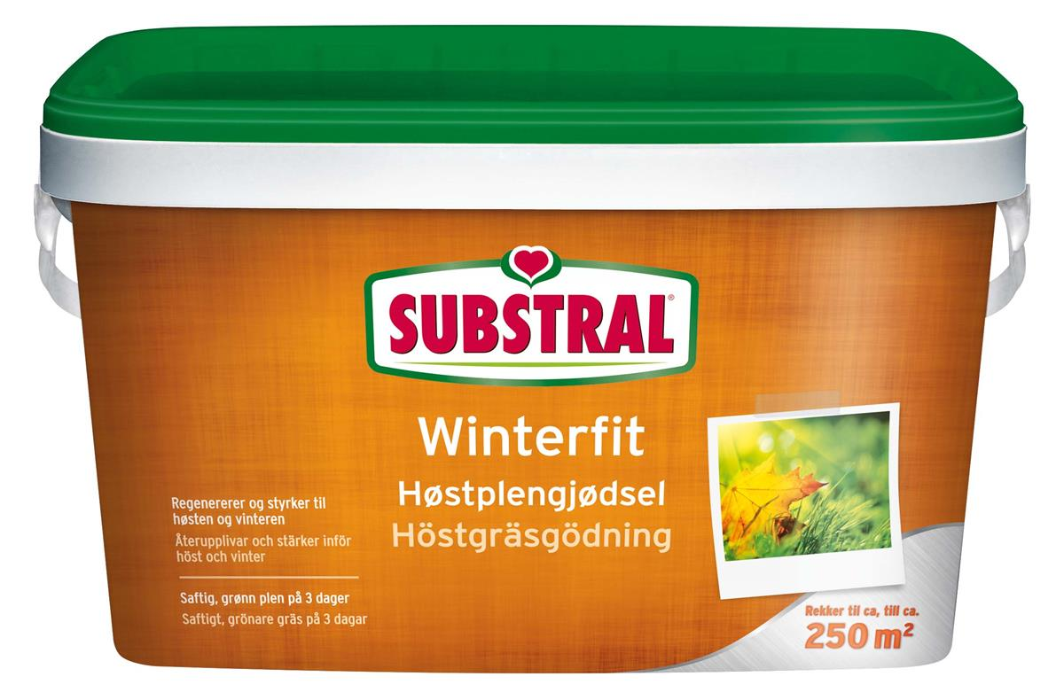 Substral Høstgjødsel for plen 5kg