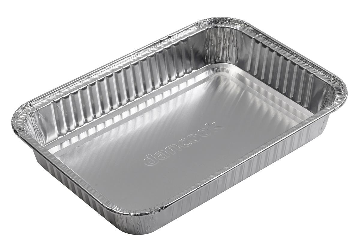 Aluminiumsbakker stor type