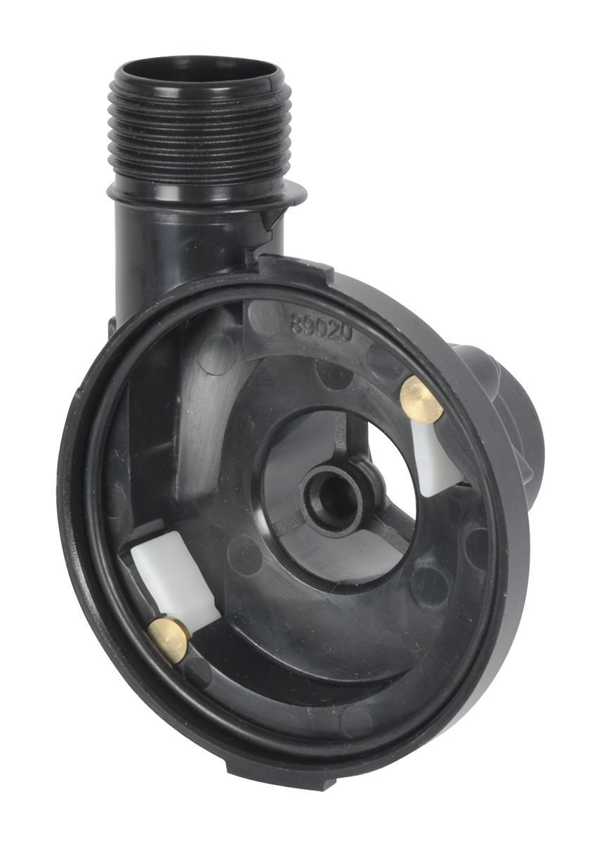 Pump Chamber & O-Ring Seal