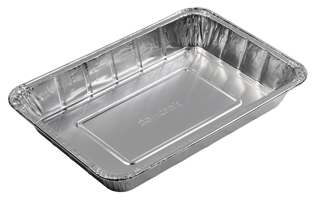 Aluminiumsbakker liten type