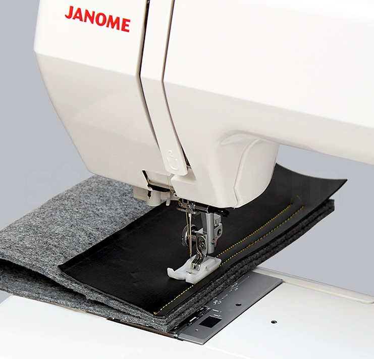 janome easy jeans test