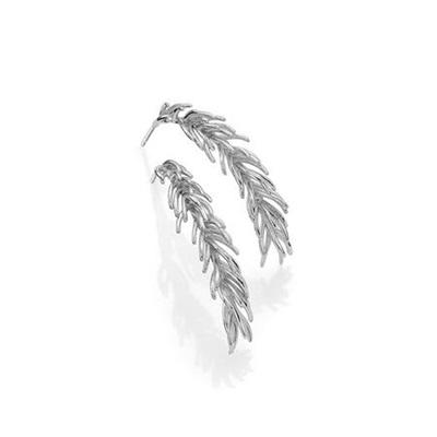 ørepynt i sølv