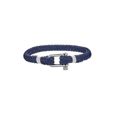 armbånd blå 20,5 cm