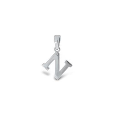 Anheng i sølv - N - leveres uten kjede