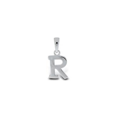 Anheng i sølv - R - leveres uten kjede