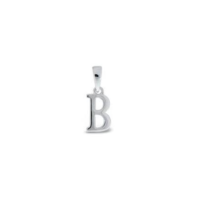 Anheng i sølv - B - leveres uten kjede