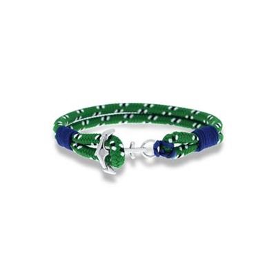 BARN Armbånd grønn/blå 16,5cm