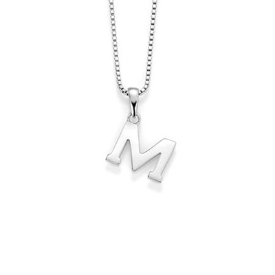 Anheng i sølv - M - leveres uten kjede