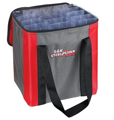 DAM Pilkebag Steelpower Red 24 Rør