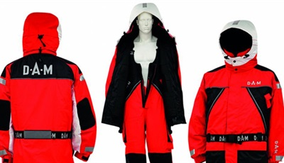 DAM Surpreme Boat Suit