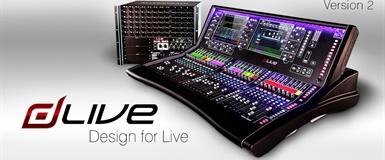 dLIVE USER LIST - Version II
