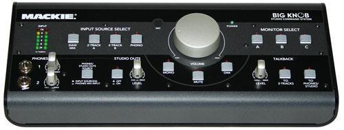 Mackie desktop controller