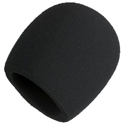 Shure A58WSBLK windscreen for 58-type black