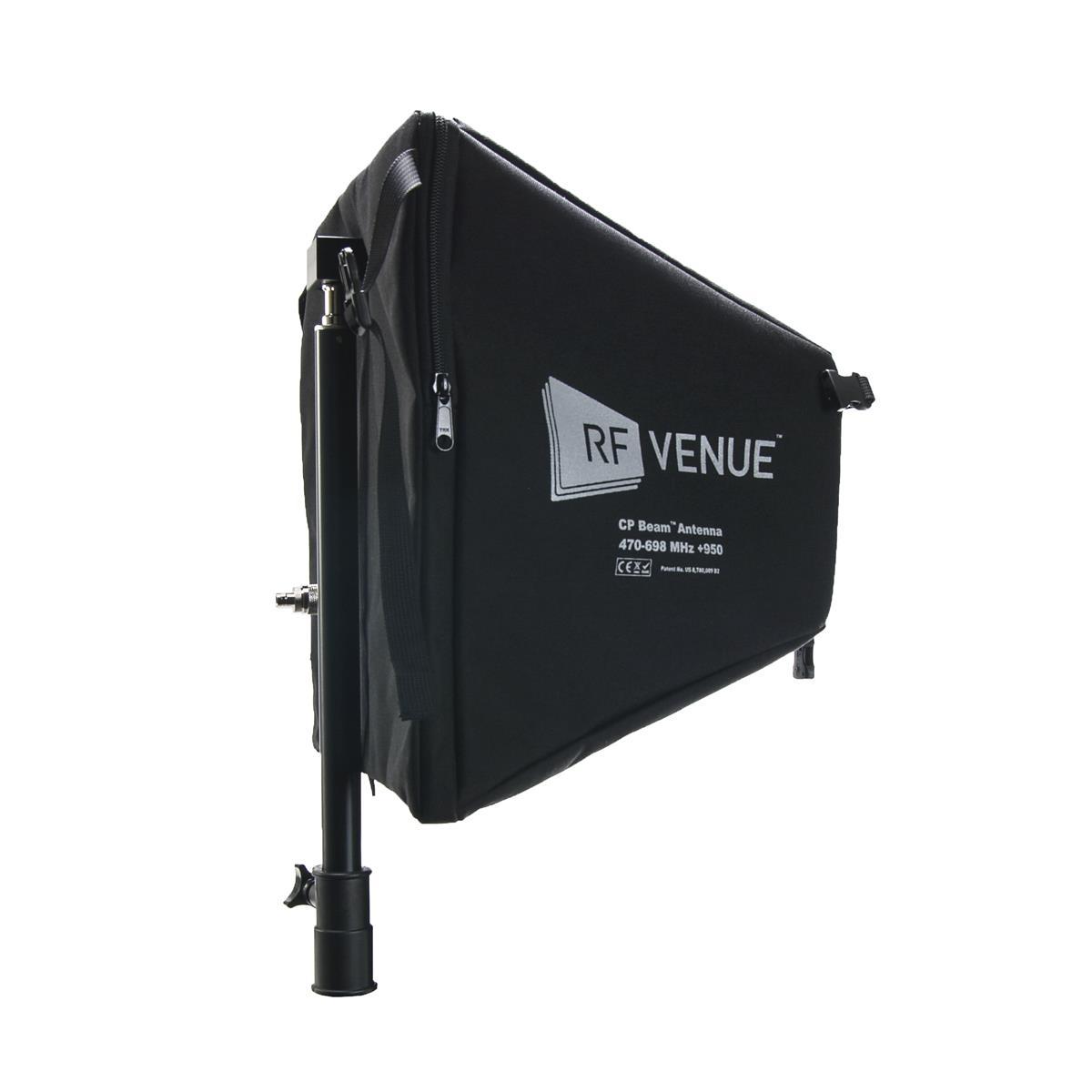 RF Venue CP Beam Antenna 470-865MHz