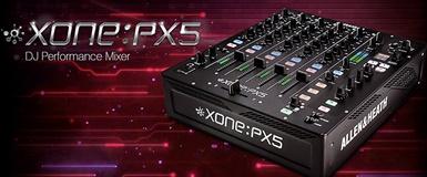 NYHET: XONE:PX5 DJ-MIXER