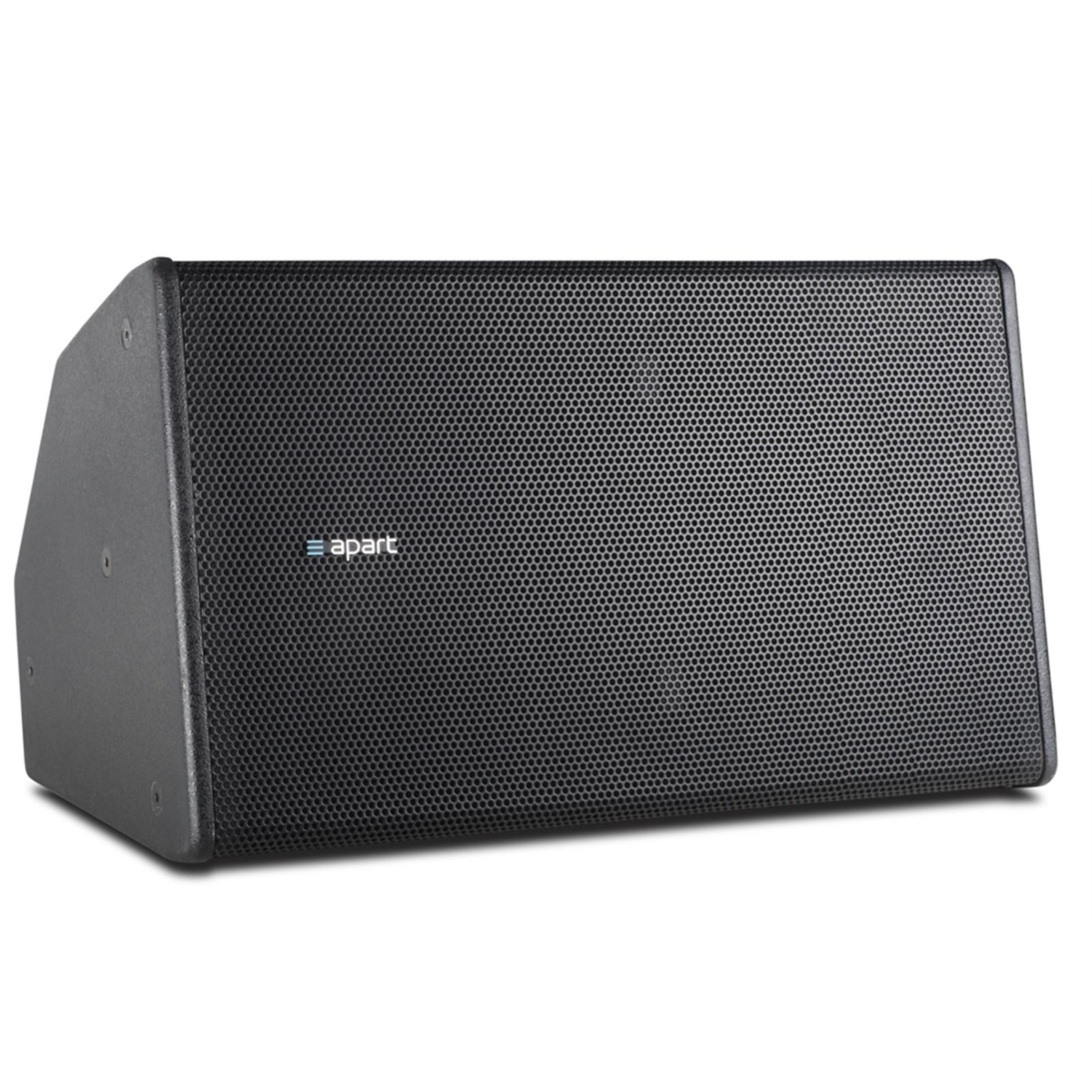 Apart 12 in Full range loudspeaker. Black