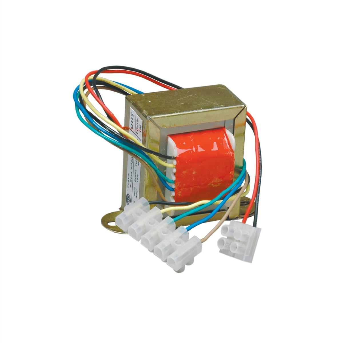 8 ohms to 100 volt transformer, power taps: 60-30-15-6W