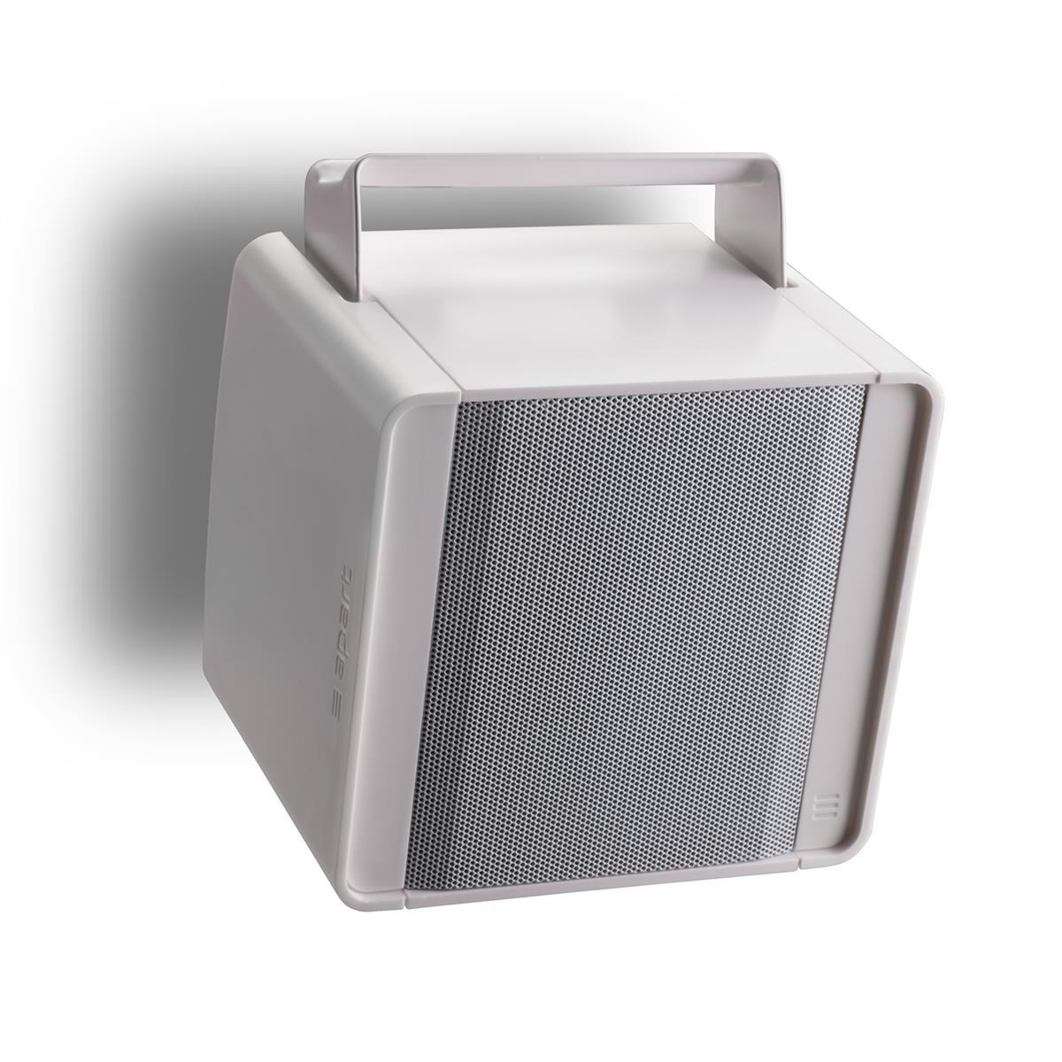 Apart 3 in cabinet 100 V/10 W or 16 ohm/40W Pris per styck