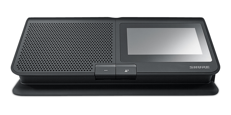 Shure MXCW640 Wireless Conference unit incl SB930