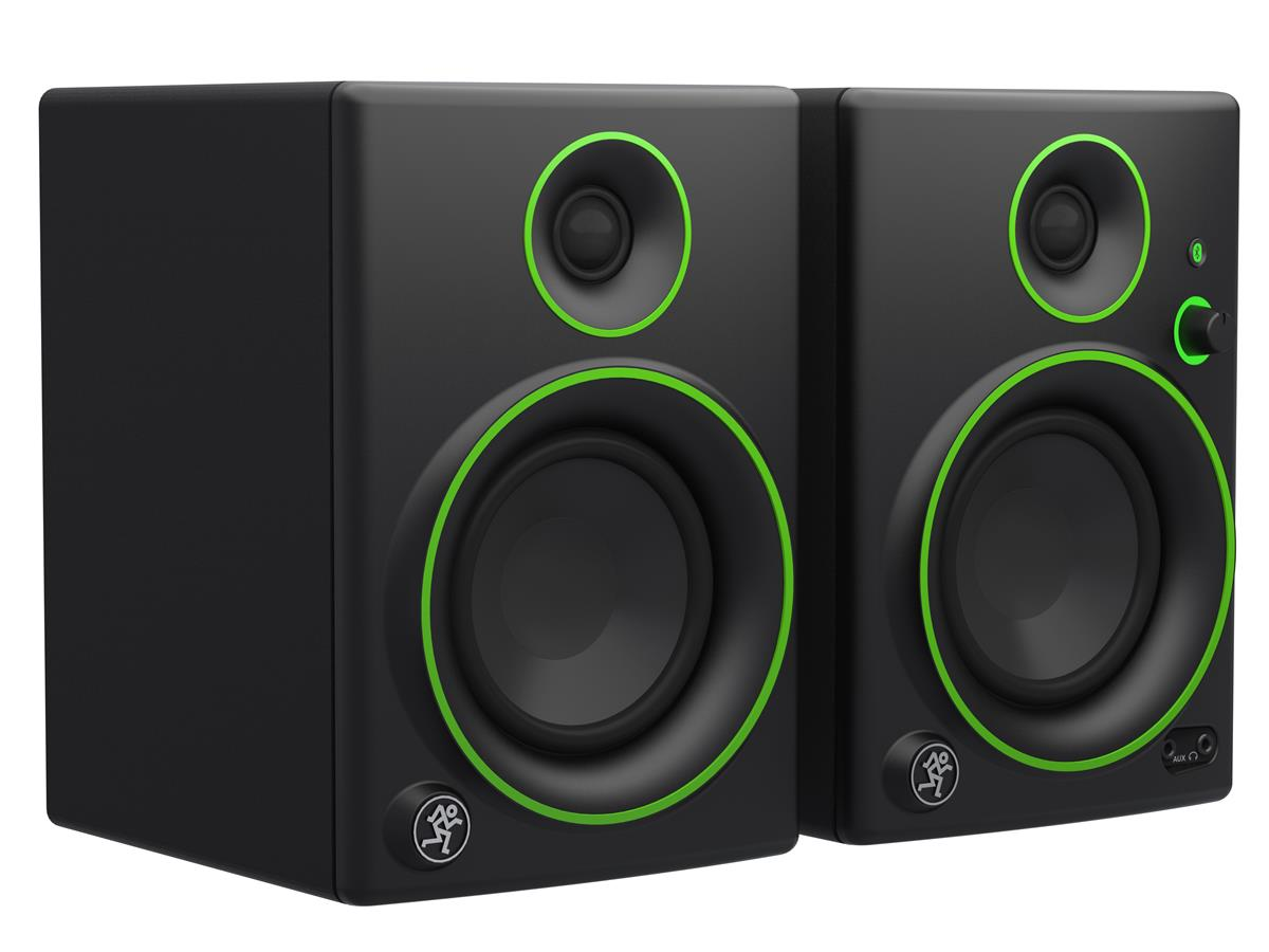 Mackie 4 in Multimedia Monitors med Bluetooth (Par)