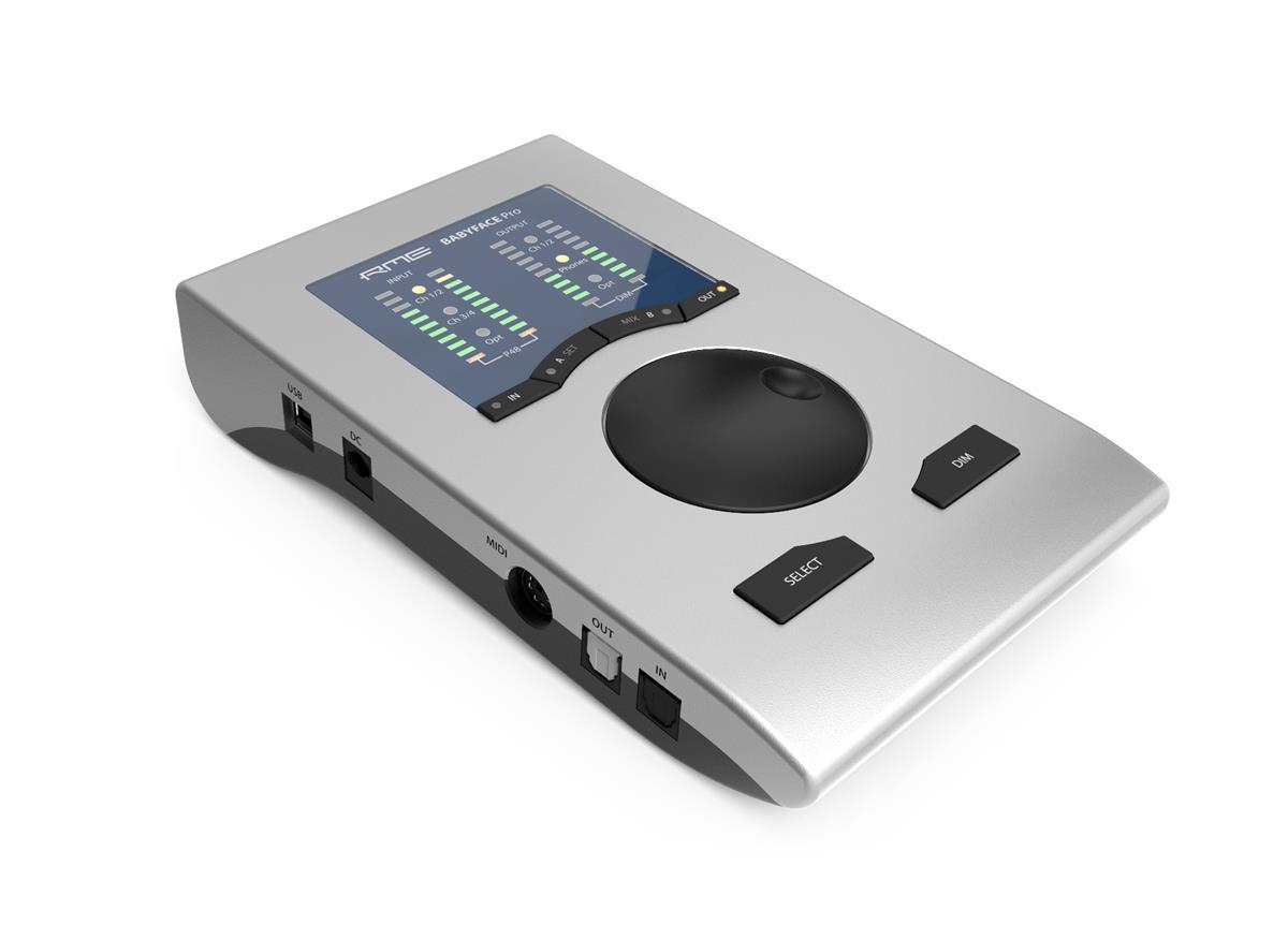 RME USB Audio Interface 24-channel, 192kHz