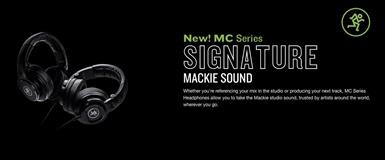 NYHET: MACKIE MC Series