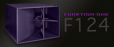"FUNKTION ONE F124 -  ""It's probably the best all round bass device on the planet"