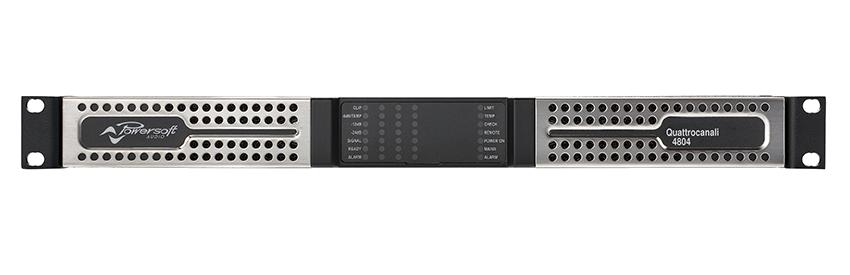 Powersoft Quattrocanali 4804-DSP-DANTE Förstärkare